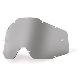100% Replacement Lenses, smoke-clear